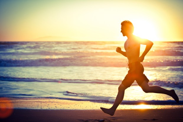 Run daily for at least 20 minutes