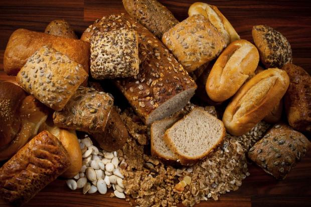 calories in wholemeal bread