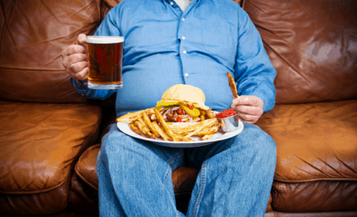 Myths Beer Belly Belly Fat