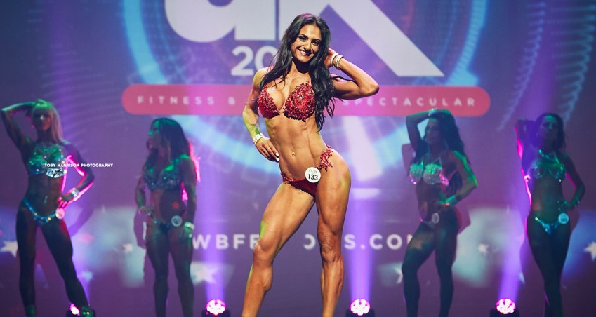 Melissa Press WBFF Pro