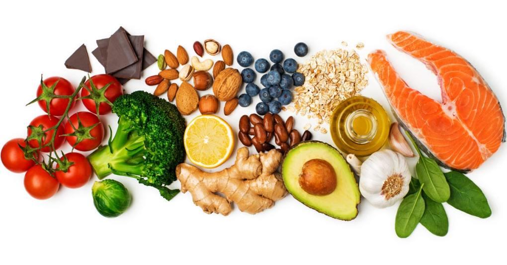 Die Grundprinzipien gesunder Ernährung 1