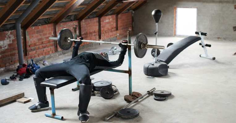Mach dir dein eigenes Home Gym 1