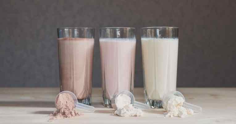 44 Protein Shake Rezepte 1