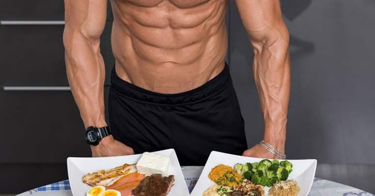 GET RIPPED - Dein Ernährungsplan 1