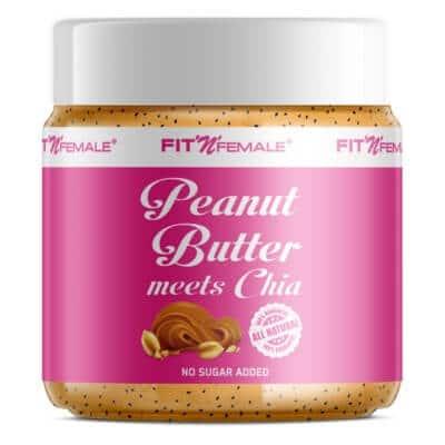 Peanut Butter Meets Chia