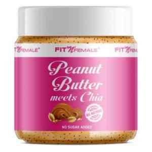 Peanut Butter Meets Chia