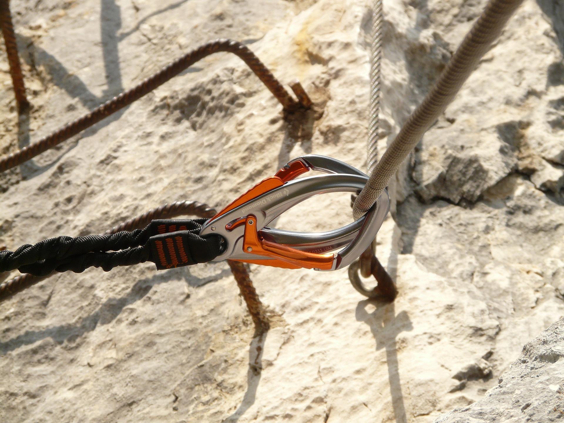 Klettersteigset Kinder Test : Camp vortex gyro klettersteigset test und tipps