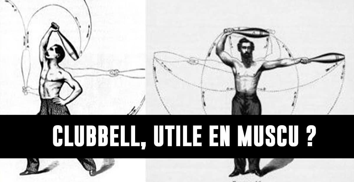 Peut-on obtenir un bon physique avec clubbell ?