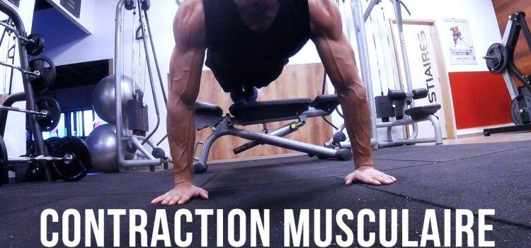 🔒 La contraction musculaire, l'outil le plus puissant de la séance.