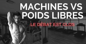 🔒PRISE DE MASSE, avec des machines de musculation