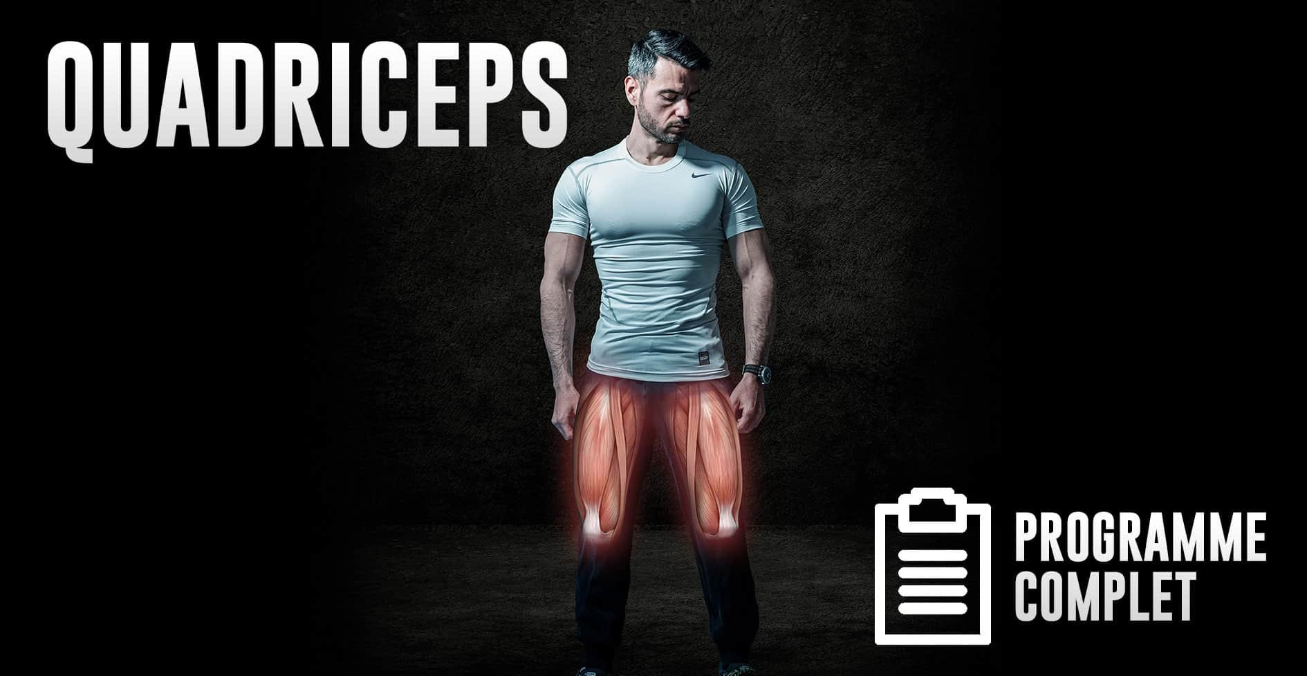 8 exercices pour muscler vos quadriceps