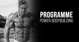 Power bodybuilding: 7 jours de programme pour booster sa prise de masse