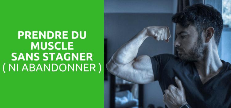 Musculation : changer sa routine d'entrainement pour ne pas se blesser