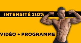 🔒 Vidéo Formation intensité 110% + programme d'entrainement