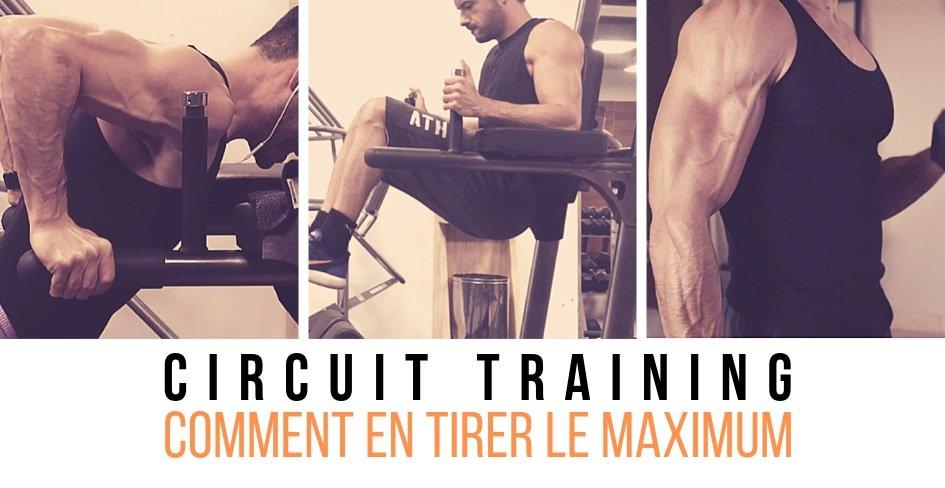 circuit training musculation