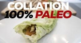 Recette collation Paleo – recette facile et diététique