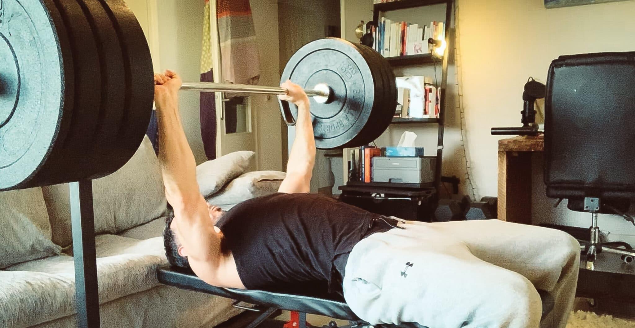 combien de series pour prendre du muscle