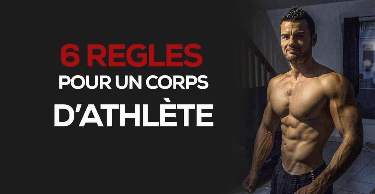 Motivation et fitness : 6 règles pour un corps d'athlète