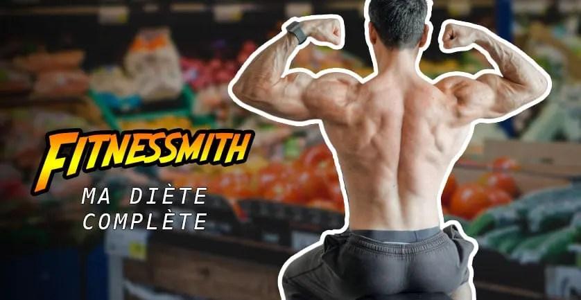 fitnessmith diète