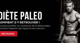 🔒 Diète Paleo pour prendre du muscle et perdre du gras ?