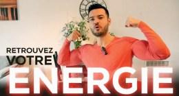 🔒 Retrouvez votre énergie !