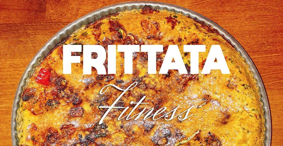 Recette fitness de Frittata légère et pleine de protéines