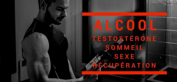 🔒 Les effets de l'alcool en musculation ( testostérone, sexe, sommeil, récupération ) - Formation