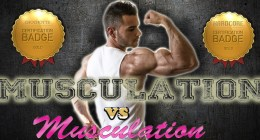 Musculation vs Musculation