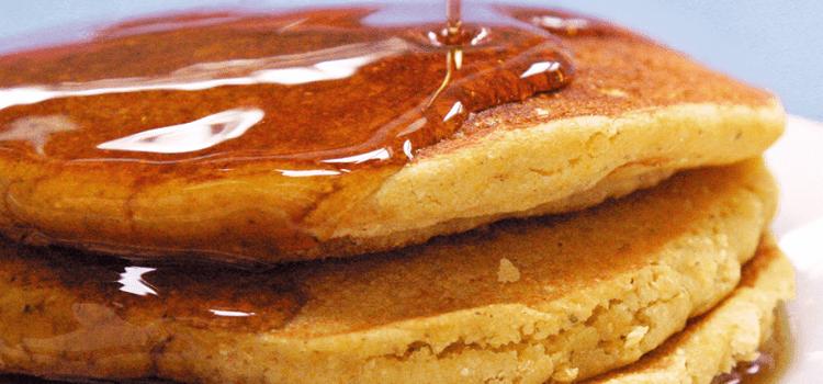 Recette pancakes diététiques sans lait et sans gluten