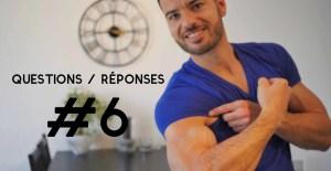 FAQ 6 : performance et esthétisme, sèche bloqué, glucides et cerveau…