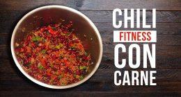 Recette fitness de Chili con Carne onctueux et fondant