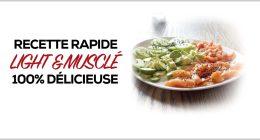 Recette salade riche en protéine