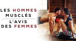 Les muscles que les femmes préfèrent chez un homme