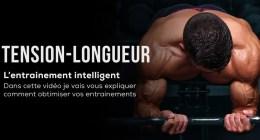 🔒 Tension-longueur et musculation, les exercices qui donnent du muscle