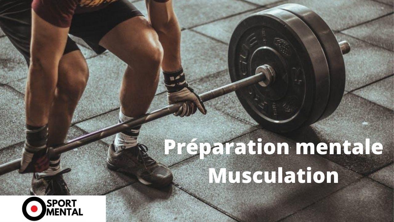 préparation mental musculation