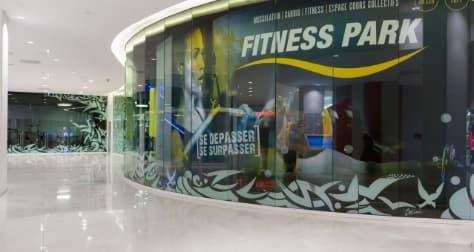 les terrasses du port fitness park