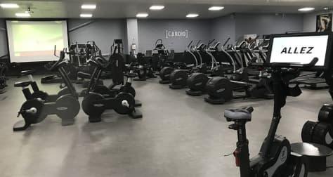 salle de sport lesquin fitness park
