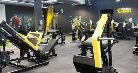 salle de sport colomiers fitness park