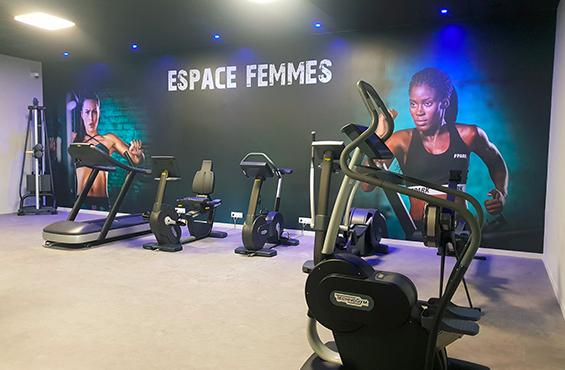 salle de sport pour femme 11 clubs en