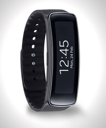Samsung Gear Fit Smart Watch