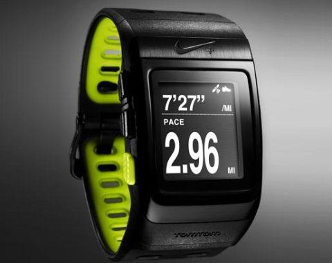 Nike+-SportWatch-GPS-Powered-by-TomTom-(Black-yellow)