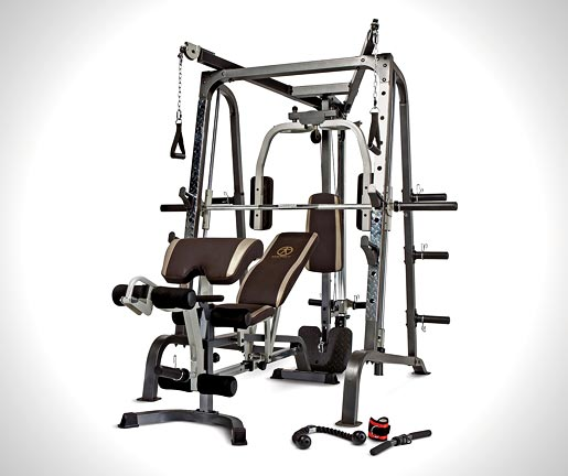 Best Home Gyms For Small Spaces 2020: (Top 10) Reviewed 10