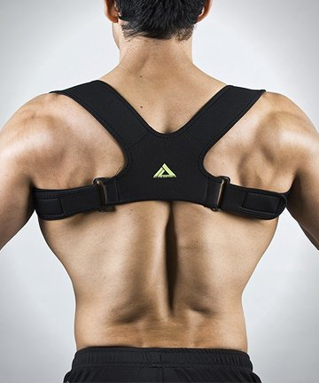 Posture-Corrector-Shoulder-Brace-Adjustable-Clavicle-Brace-Comfortable-Correct