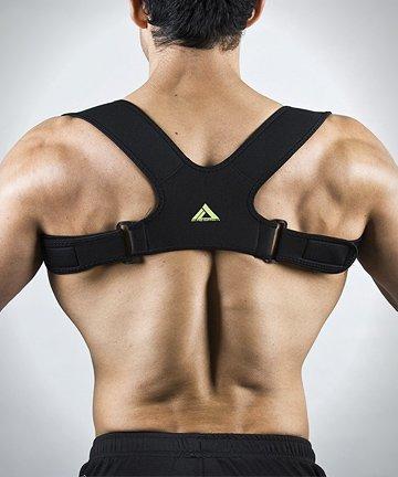 Posture-Corrector-Shoulder-Brace-Adjustable-Clavicle-Brace-Comfortable-Correct