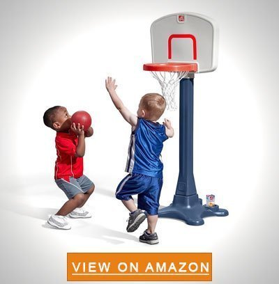 Step2-Shootin-Hoops-Junior-Basketball-Set