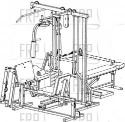 Mechanical Power Press Diagram Drill Press Diagram Wiring