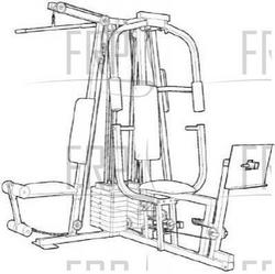 Pin Weider Pro 4950 Exercise Guide Image Search Results on