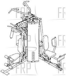 Weider Pro Power Stack, Weider, Free Engine Image For User