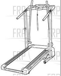 Proform Crosswalk 395 Treadmill Manual