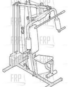 Exploded diagrams also weider weccsy fitness and exercise equipment repair parts rh fitnessrepairparts